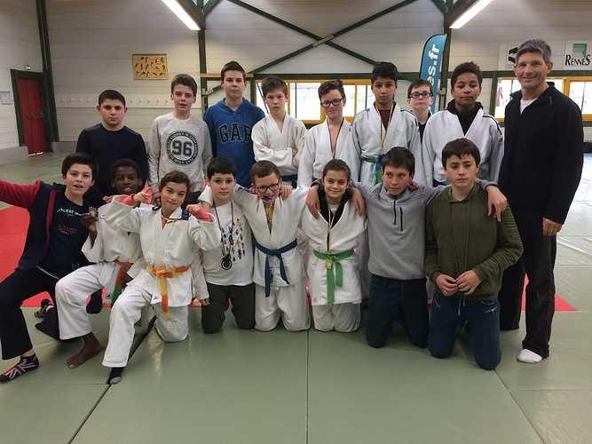 Championnat régional de Judo 0