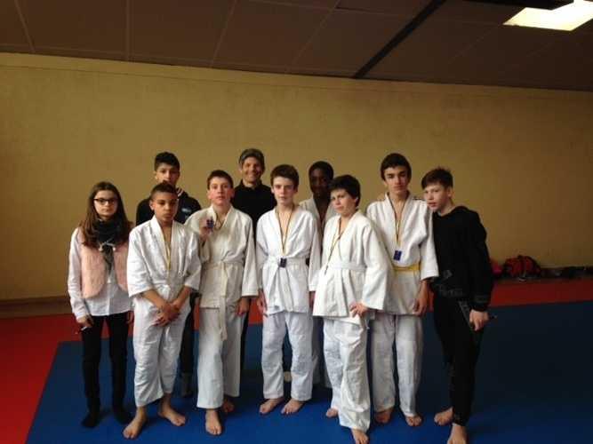 Coupe régionale Judo 0