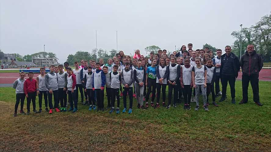 SECTION SPORTIVE ATHLETISME AU LYCEE 0