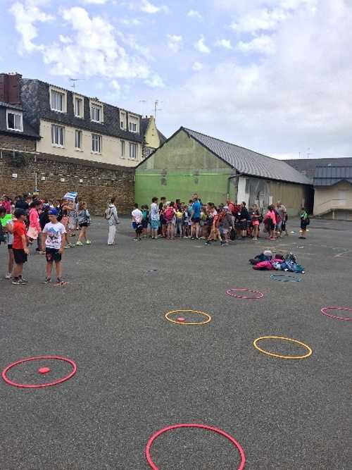 Rencontre sportive des écoles à St Charles 02