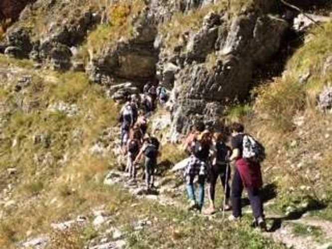 Géologie dans les Alpes geol1