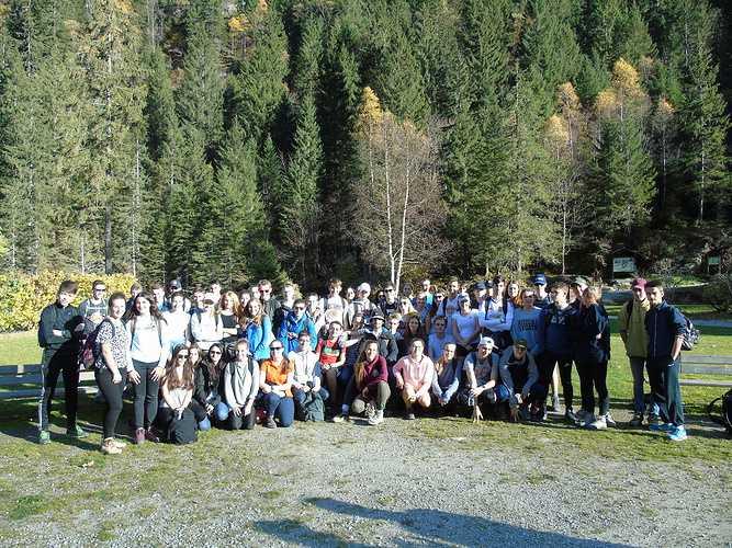 Géologie dans les Alpes 0