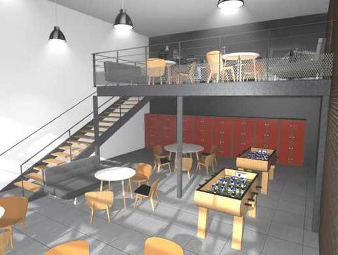 Maison des lycéens (4) mdl-vue3d-d1