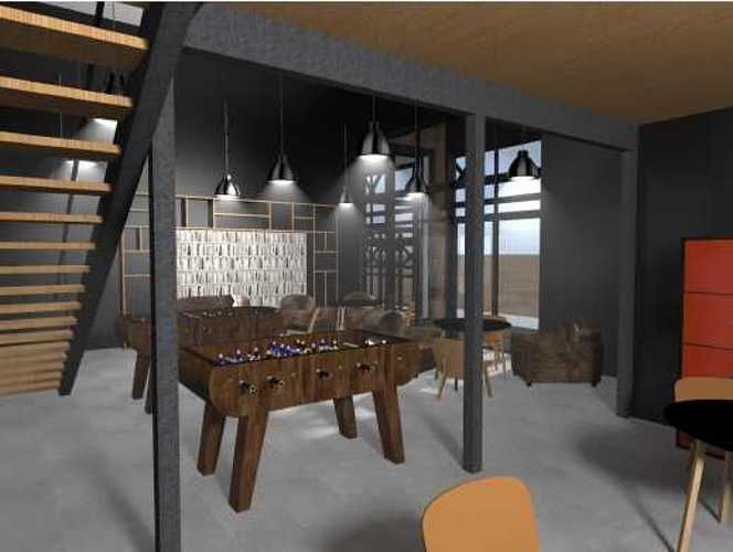 Maison des lycéens (4) mdl-vue3d-b2