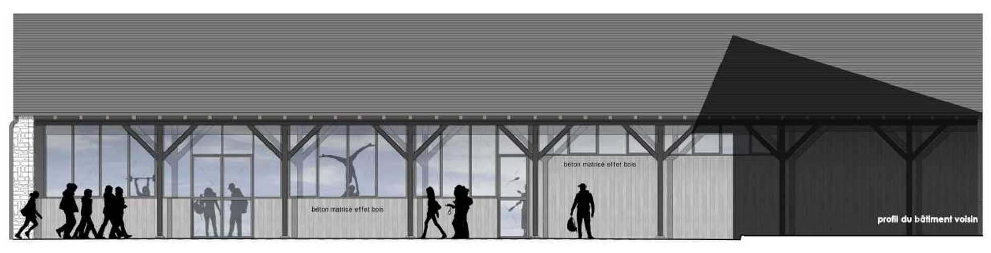Salle de Gym gym-facade