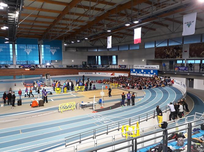 Nationaux Indoor Athlétisme - Val de Reuil athle01