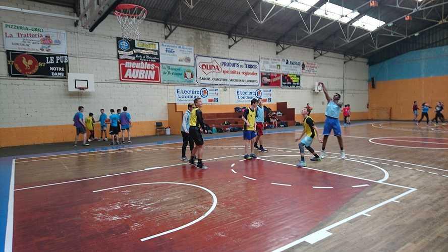 AS Basket 3x3 0