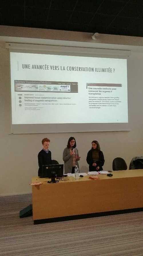 Conférence sur le don d''organes donorgane2