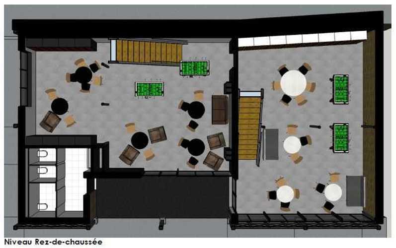 Maison des lycéens mdl-vue3d-a3