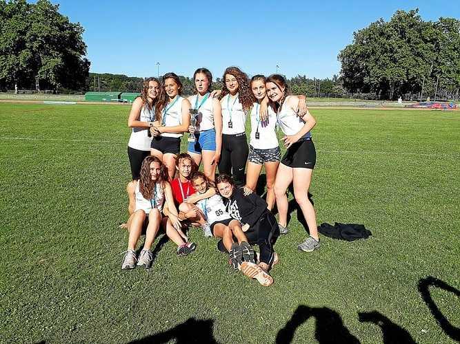 Un France en bronze pour les minimes filles en athlétisme 0