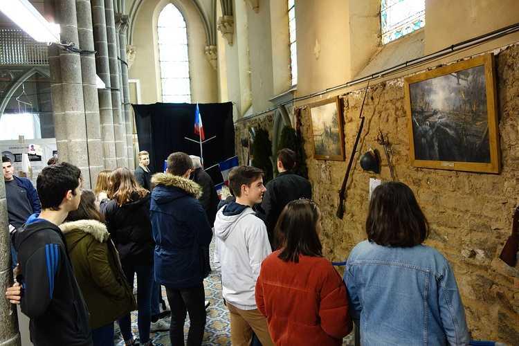 Exposition «Saint-Brieuc dans la Grande Guerre» dsc05183