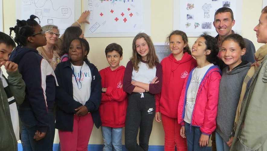 Exposition sur la Shoah au lycée Saint-Charles 0