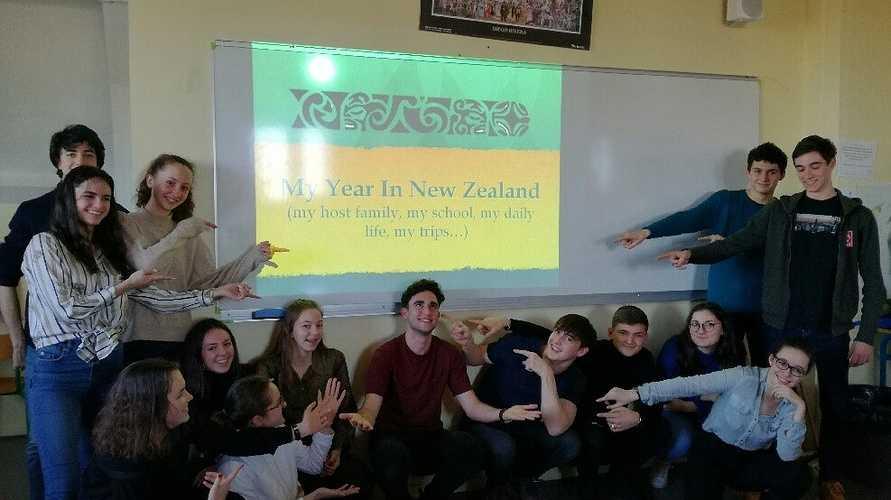 Un an en Nouvelle Zélande 0
