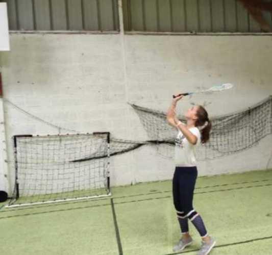 Compétition Badminton - Lycée Saint-Charles 21