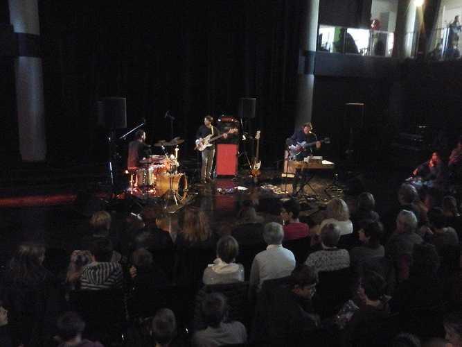Concert Sandwich à la Passerelle 20161122123621
